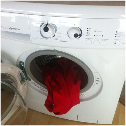 Goofy Washing Machine